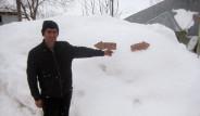 Evleri Kar Altında Kaybolunca...
