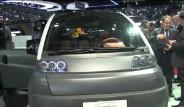 Cenevre'de Yerli Otomobil Tanıtıldı