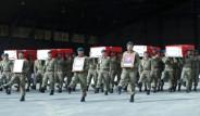 Şehit Askerler İçin Afganistan'da Tören
