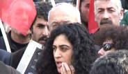 BDP'li Sebahat Tuncel'e Anne Tokadı