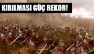 Fetih 1453'den Kırılması Güç Rekor