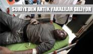 Suriye'den Yaralılar Geliyor