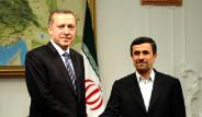 Erdoğan Ahmedinejad'la Görüştü