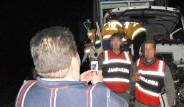 Konya'da TIR Kazası