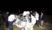 Şanlıurfa'da Feci Kaza