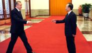 Başbakan Çin'de