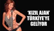'Kızıl Ajan' Türkiye'ye Geliyor