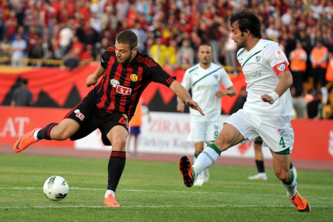 Bursaspor - Eskişehirspor Maçı