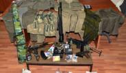 O PKK'lıların Evinden Bakın Ne Çıktı