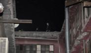 Bayrampaşa'da Patlama: 1 Ölü 1 Yaralı