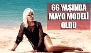 66 Yaşında Mayo Modeli!