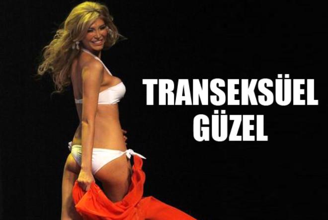 Transeksüel Güzel!