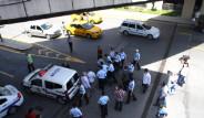 Ceza Yazan Polisi Dövdüler