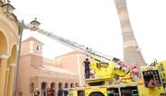 Katar'da Yangın Faciası