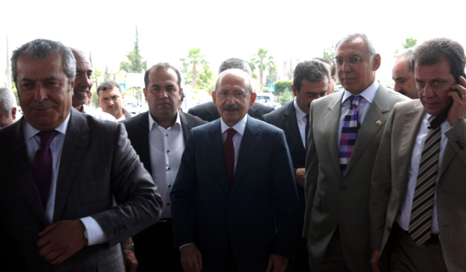 Kılıçdaroğlu'ndan 'Mersin' Gafı