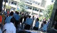 Marmara Üniversitesi'nde Olay