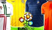 İşte Euro 2012 Formaları