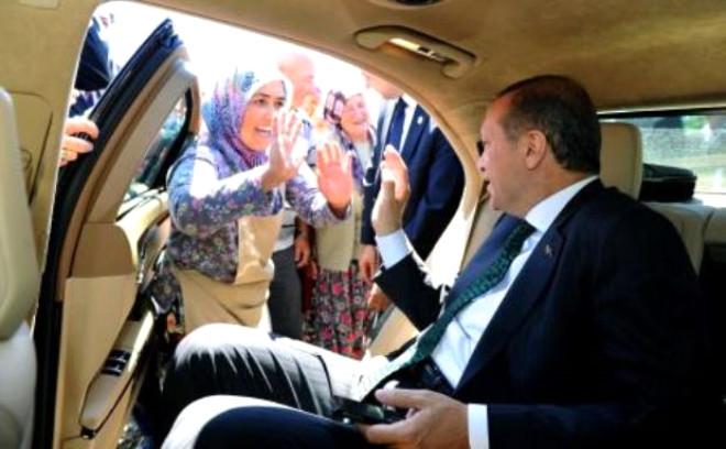 Başbakan Erdoğan Çanakkale'de