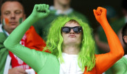 Euro 2012'den Taraftar Manzaraları