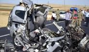 Şanlıurfa'da Feci Kaza: 5 Ölü