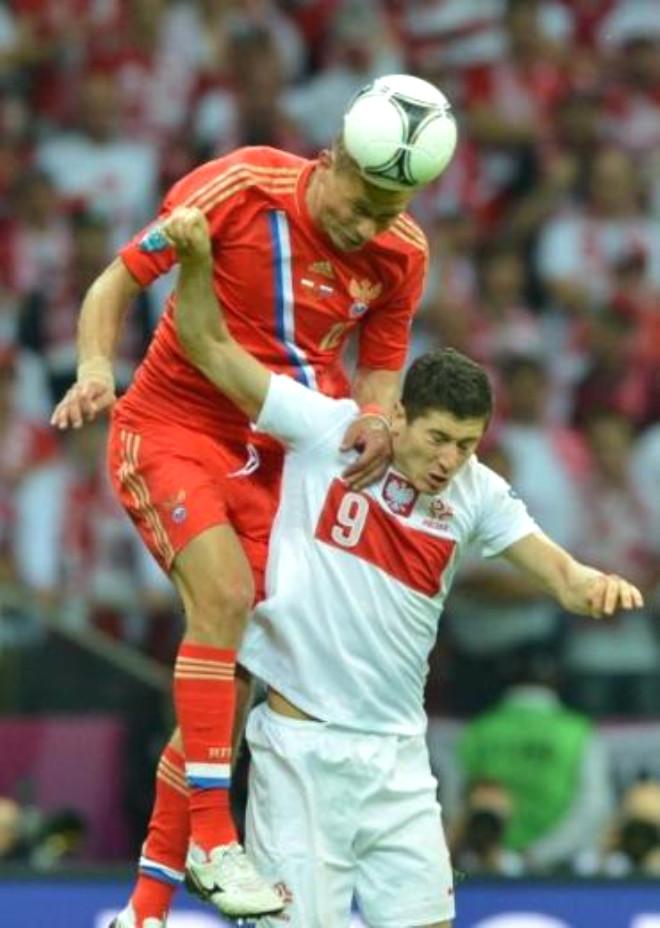 Polonya - Rusya Maçı