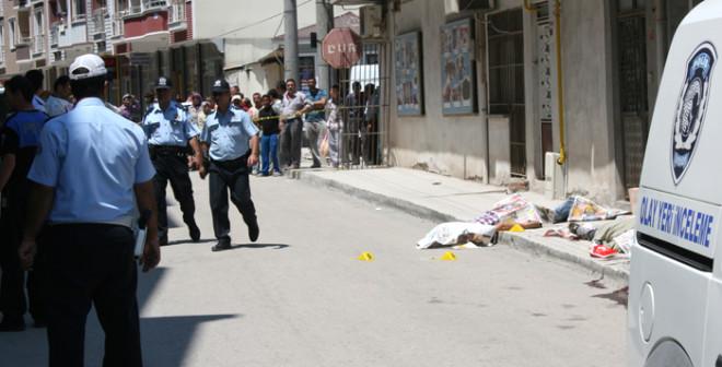 Sokak Ortasında Katliam