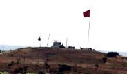 Generaller, Suriye Sınırında İnceleme Yaptı