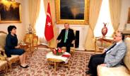 Başbakan Erdoğan Leyla Zana Görüşmesi