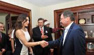Lübnanlı Şarkıcı Wehbe Ankara'ya Hayran Kaldı