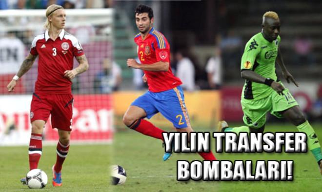 Basında Transfer İddiaları (08.07.2012)