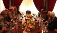 Barzani, Suriye Kürtlerini Birleştirdi