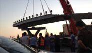 Metrobüs Köprüsü Çöktü