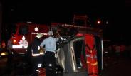 Fsm Köprüsünde Ek Şerit Kazası