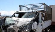 Ağrı'da Katliam Gibi Kaza