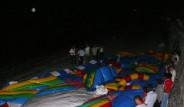 Oyun Parkı Çocuklarla Denize Uçtu