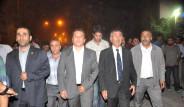 Hakkari'de Gözaltı Gerginliği