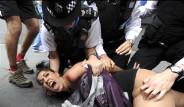 FEMEN'den Olimpiyat Protestosu