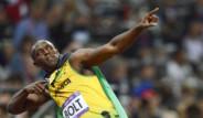 Usain Bolt Rekora Doymuyor