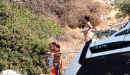 Pınar Altuğ'un Titanik Pozu