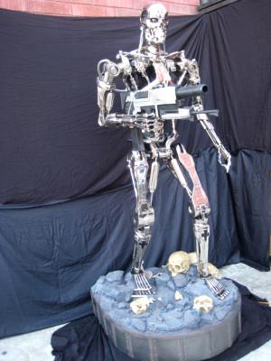 15.500 Dolara Terminator'ünüz Olsun!