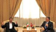 Gül, Ahmedinecad ile Görüştü