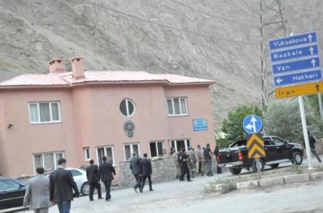 Bakan Şahin'in Hakkari Gezisi