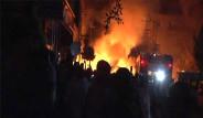 Gaziantep'te Polis Merkezine Saldırı