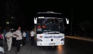 Şehirlerarası Otobüsü Kurşunladılar