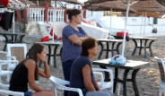 İstanbul'da Tekne Alabora Oldu