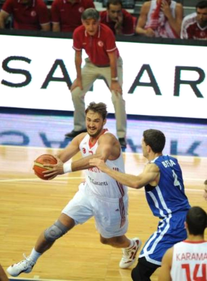 Milli Takım Avrupa Şampiyonası'nda