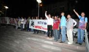 Trabzonspor Taraftarından Yıldırım'a Protesto