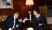 Bakan Şahin Angelina Jolie'yi Kabul Etti