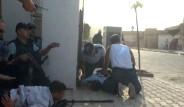 Akçakale'ye Yine Suriye Topu Düştü