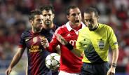 Cüneyt Çakır'ın Maçında Barça Kazandı